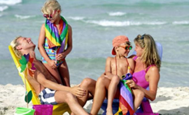 Rus Turistlere Vizesiz Tatil Jesti