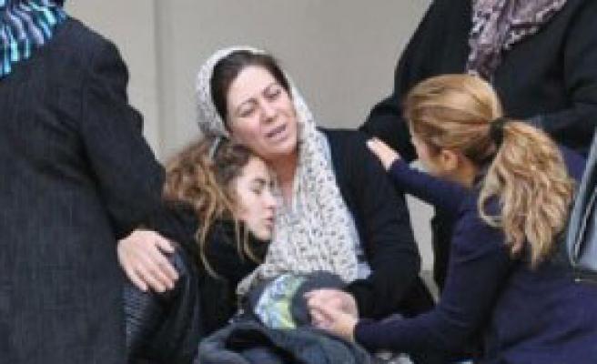Ayberk'in Cenazesi İzmir'e Getirildi, Gözyaşı Sel Oldu