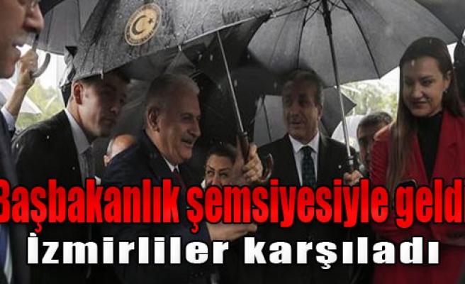 Binali Yıldırım'a İzmir İlgisi