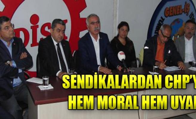 CHP'li Adaylardan Sendikalara Ziyaret