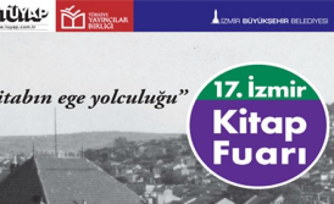 İzmir Kitap Fuarı'na Sayılı Günler