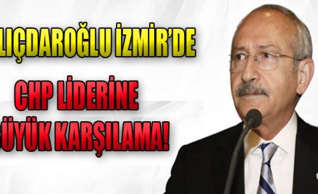 İşte Kılıçdaroğlu'nun İzmir Programı