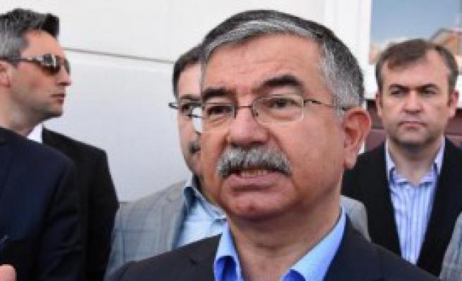'Teröristler 100'den Fazla Okula Zarar Verdi'