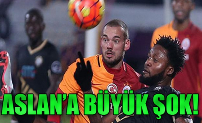Osmanlıspor 3-2 Galatasaray