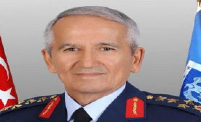 Org. Mehmet Erten Emekliye Ayrıldı