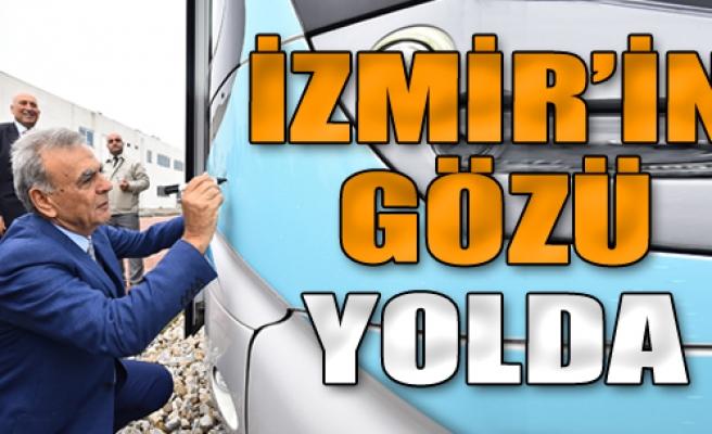 İzmir'in Gözü Yolda