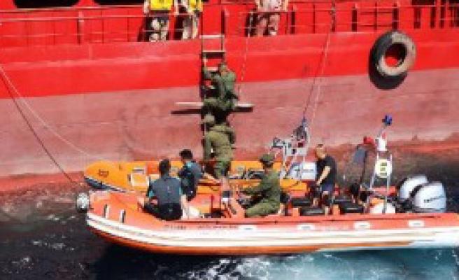 Botaş'ta Sahil Güvenlik Deniz Güvenlik Takım Komutanlığı Açıldı