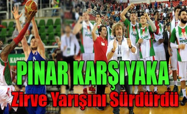 Pınar Karşıyaka-İstanbul B.B.: 90-81