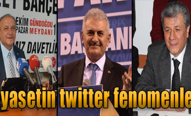 Siyasetin Twitter Fenomenleri