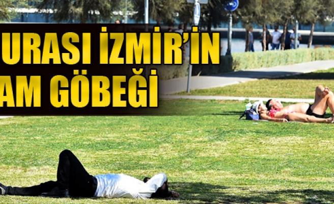 Burası İzmir'in Tam Göbeği
