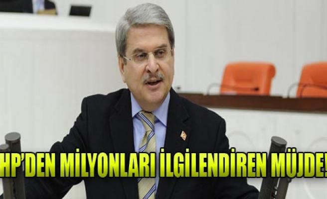 'AKP Vatandaşı Krizle Korkutuyor'
