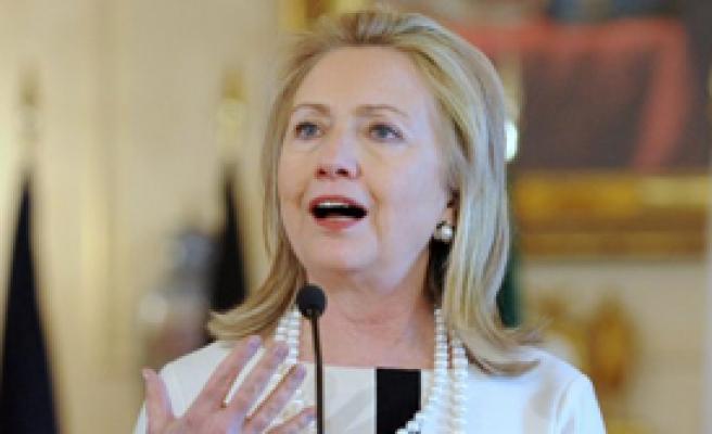Clinton Türkiye'ye Gelecek
