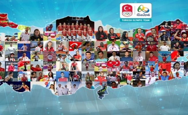 Olimpiyatlar İçin Hashtag Belli Oldu
