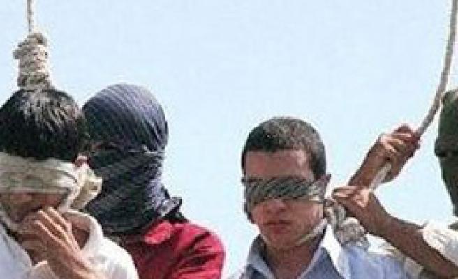 İran'da Zehir Tacirlerine İbretlik Ceza