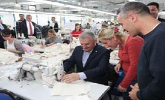 'İzmir'e Değişim Gelecek'