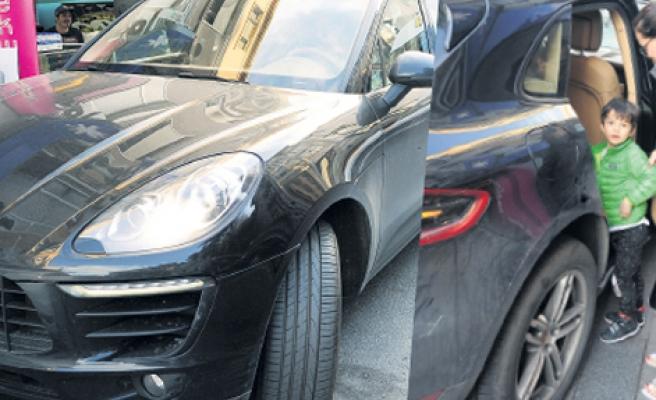 Ebru'nun Yeni Arabası