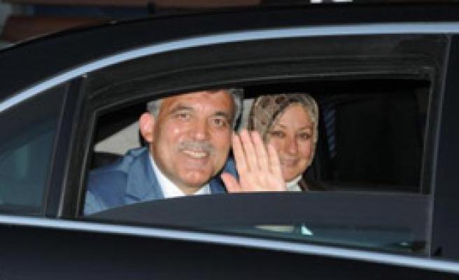 Cumhurbaşkanı Baba Ocağı Kayseri'de