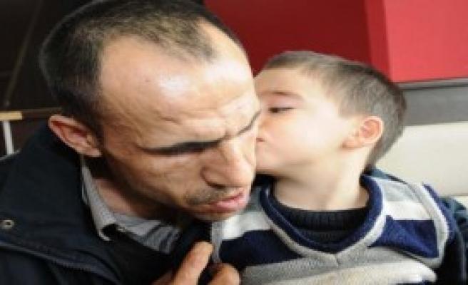 Baba Yüreği Engel Tanımıyor