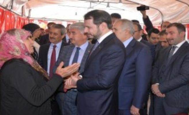 Hatay'ı Ve Türkiye'yi Kenetliyor