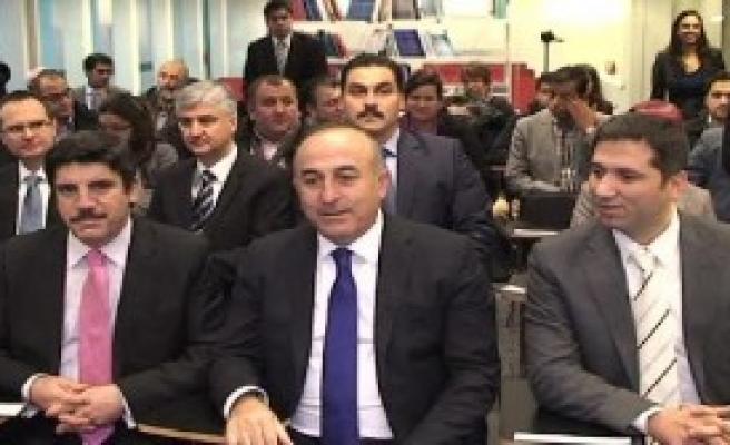 Bakan Çavuşoğlu'ndan Ziyaret