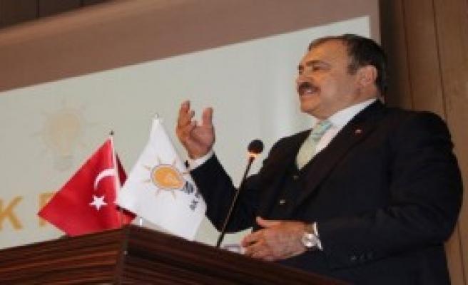 Bakan Eroğlu: Kudüs Gözbebeğimiz
