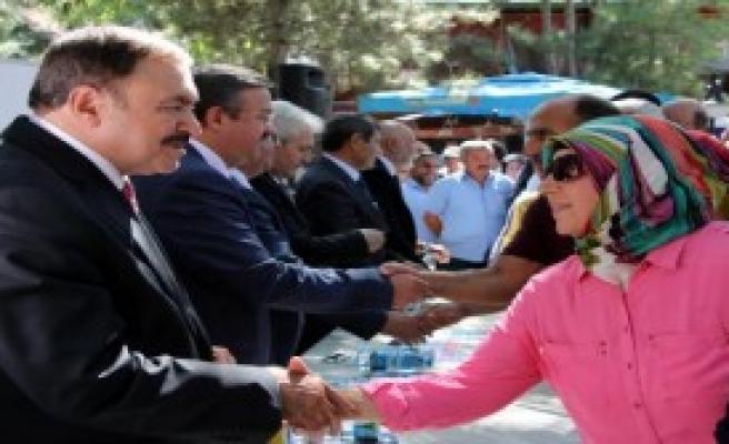 Bakan Eroğlu'dan Seçim Uyarısı
