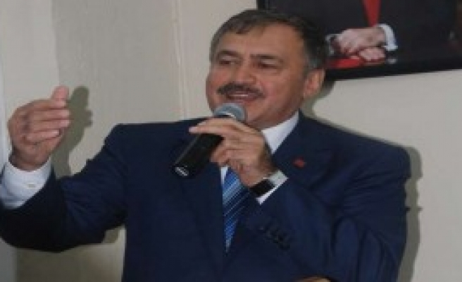 Bakan Memleketinde MHP'ye Yüklendi