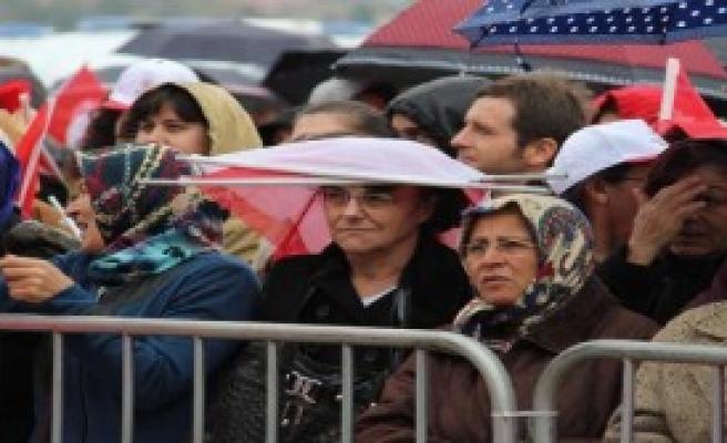 Bakan Müezzinoğlu: Acıyı Seyretme Zevkini Yaşama Süreleri Uzun Sürmedi