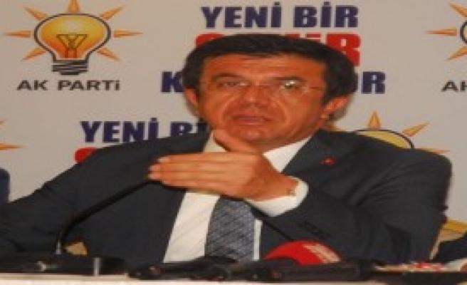 Bakan Zeybekci Denizli'de Proje Tanıttı