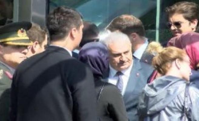 Başbakan Binali Yıldırım İstanbul'a Geldi