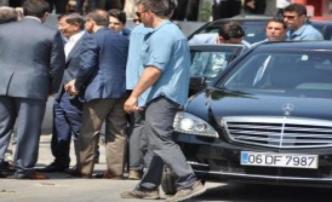 Başbakan Taksicileri Ziyaret Etti