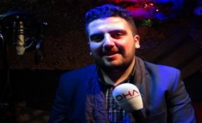 Davutoğlu'na Konya'dan Seçim Müziği