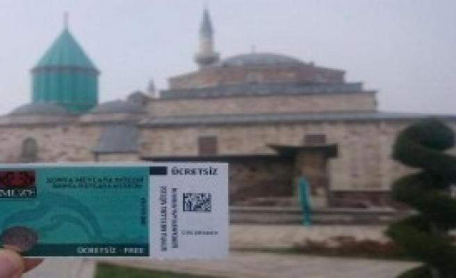 Mevlana Müzesi Girişi Ücretsiz Oldu