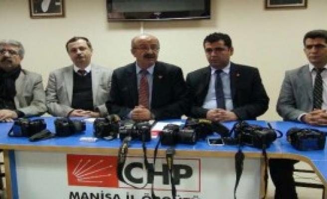 Basından CHP'ye Tepki!