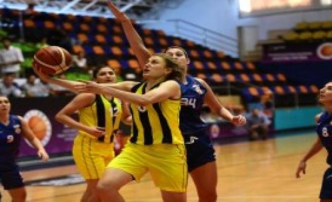 Bayanlar Basketbol Ligi'nde Kupa Heyecanı