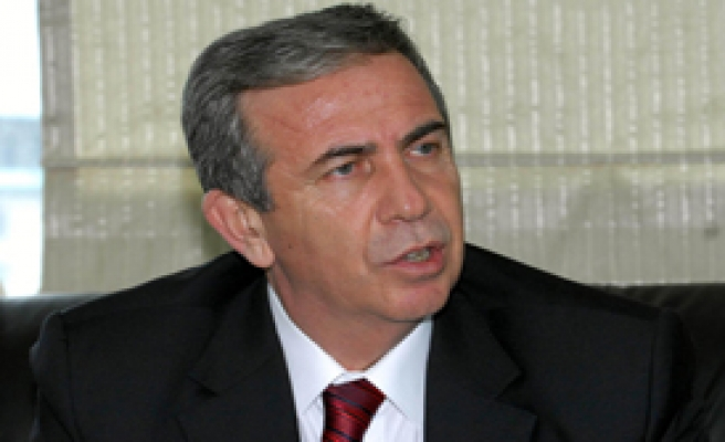 Mansur Yavaş CHP'den İstifa Etti