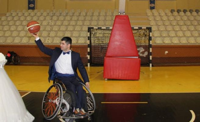 Engelli Gencin Spor Aşkı