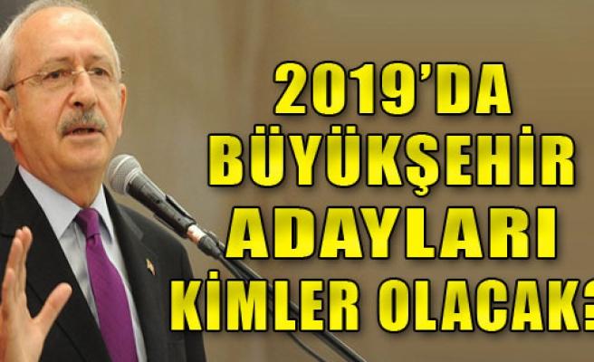 CHP'de Seçim Çalışmaları Başladı