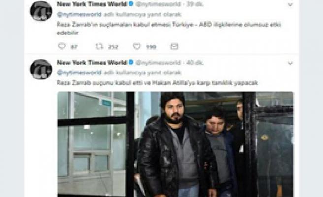 NYT'nin Türkçe Mesajı