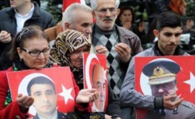 Trabzon'da 40'ıncı 'sessiz Çığlık' Eylemi Yapıldı