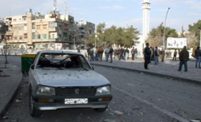 Şam Bombalarla Sarsıldı!