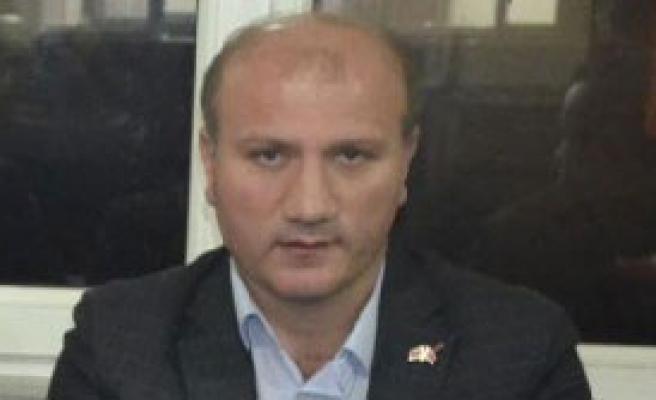 MHP Ferizi İlçe Başkanı İstifa Etti