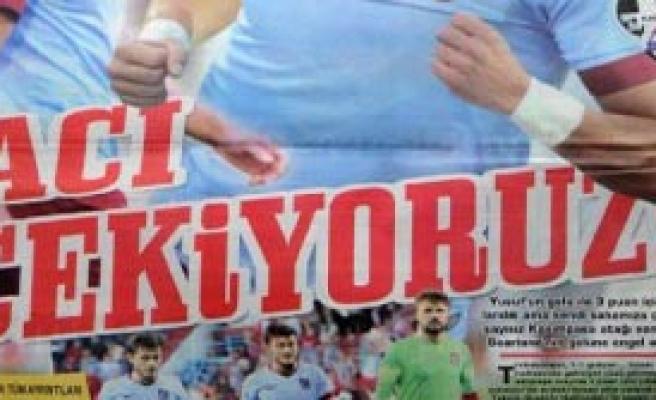 Trabzonspor'da Halilhodziç Hedef Tahtasında