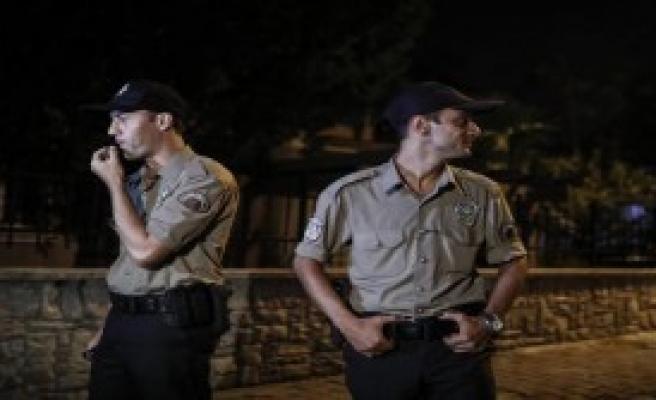 Bekçiler İstanbul'da Göreve Başladı