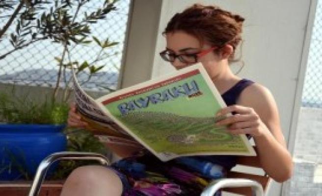 Belediye Mizah Dergisi Çıkardı