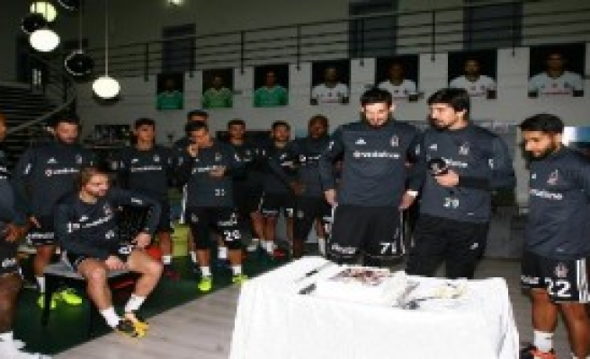 Beşiktaş, Gençlerbirliği Hazırlıklarını Sürdürdü