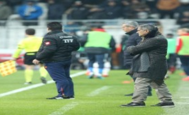 Beşiktaş - Kasımpaşa: 2-1
