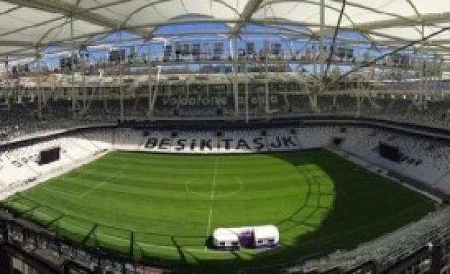 Beşiktaş'ta Gündem Vodafone Arena