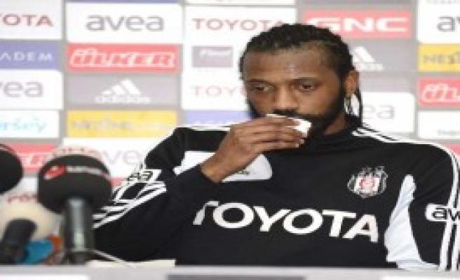 Fernandes'e Beşiktaş'tan Savunma