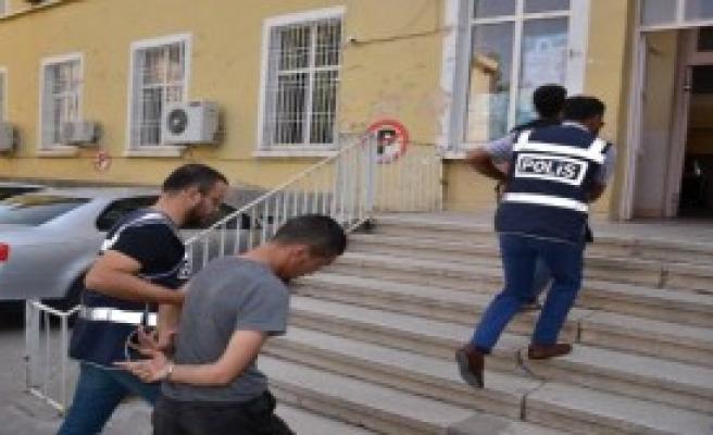 Besni'de Hırsızlık Şüphelileri Suçüstü Yakalandı